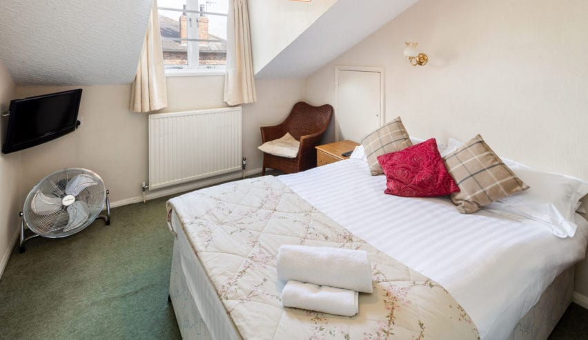 double rooms at Astor Hostel York