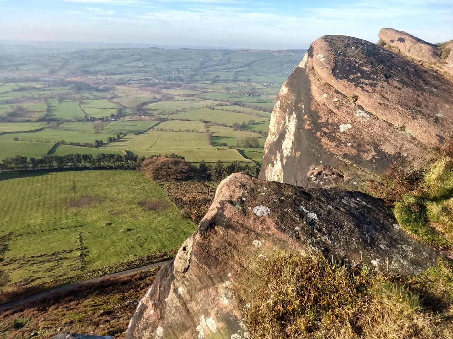 Xmas for climbers at Roaches Bunkhouse