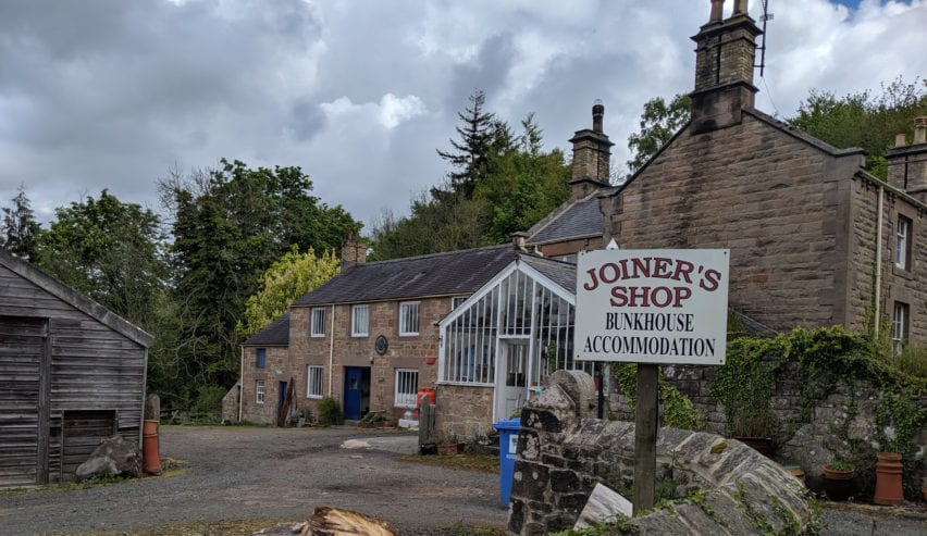 joiners shop bunkhouse
