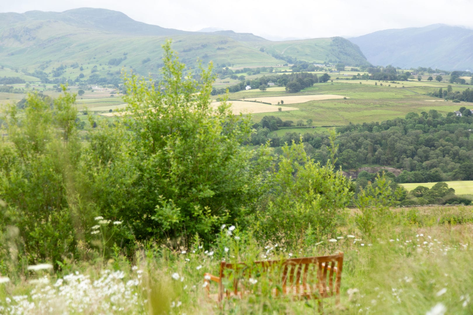 Lonscale Eco hostel at FSC Blencathra