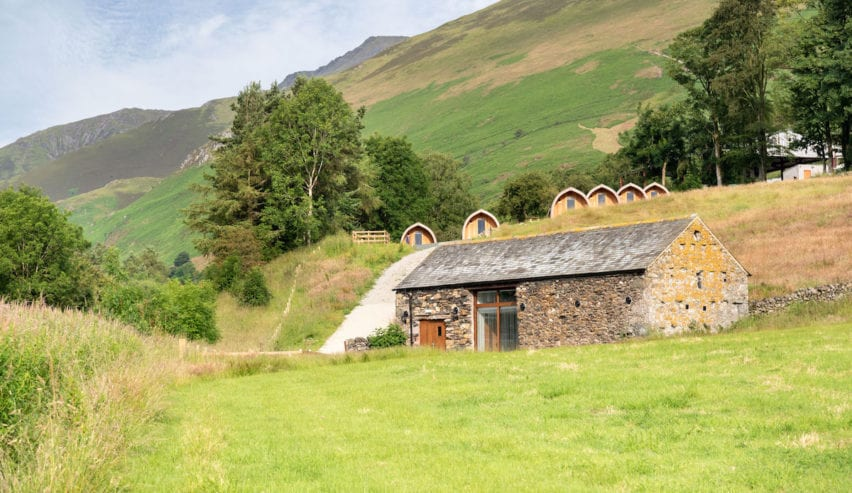 Autumn half term in the Lake District at Loweside Farm Camping Barn