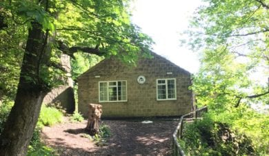 Celebrate Christmas at Shining Cliff Hostel in Derbyshire