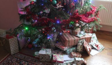 Xmas at Allendale Bunkhouse