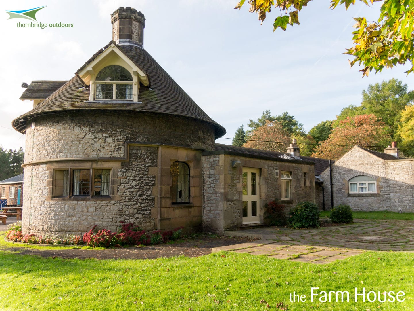 The Farm House at Thornbridge Outdoors