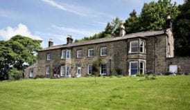 Group stay at Christmas in Yorkshire Dales