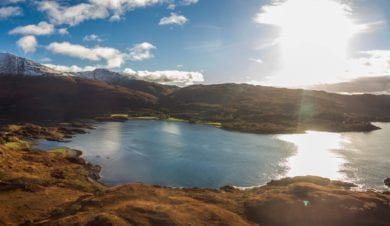 Ardnamurchan Bunkhouse is open fro Christmas and New Year