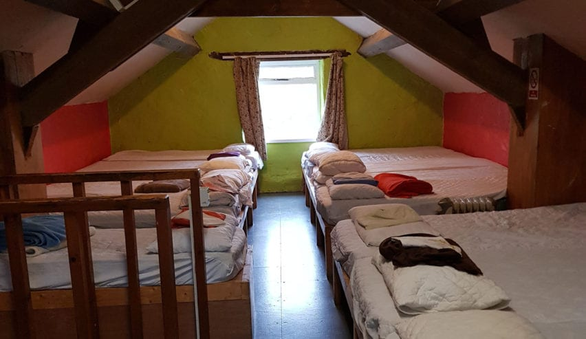 pentre back bunkhouse beds