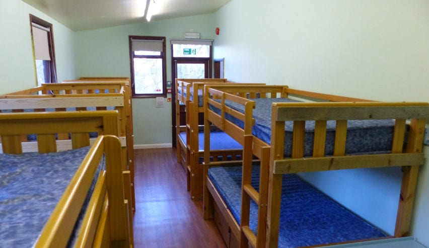 High Wray Bunkhouse bunkbeds