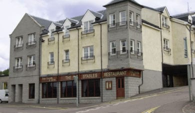 bank street lodge fort william