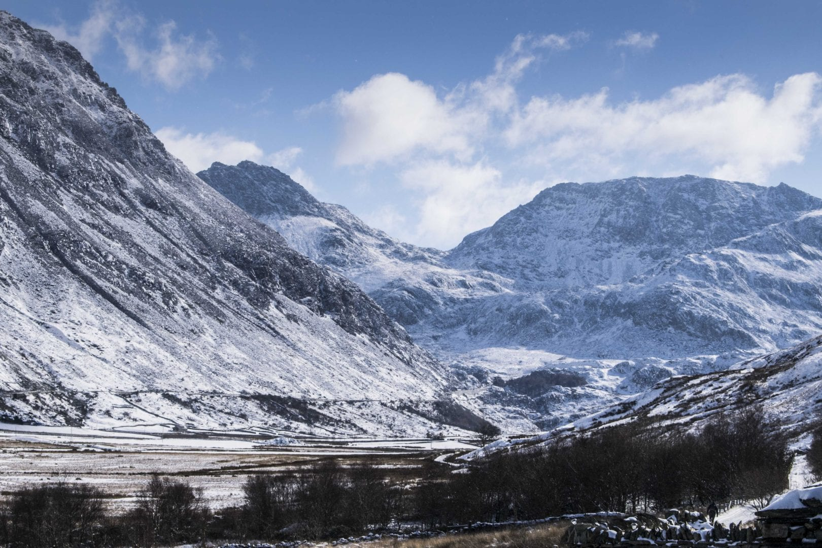 New Year in Snowdonia