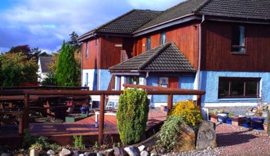 smiddy bunkhouse near fort william