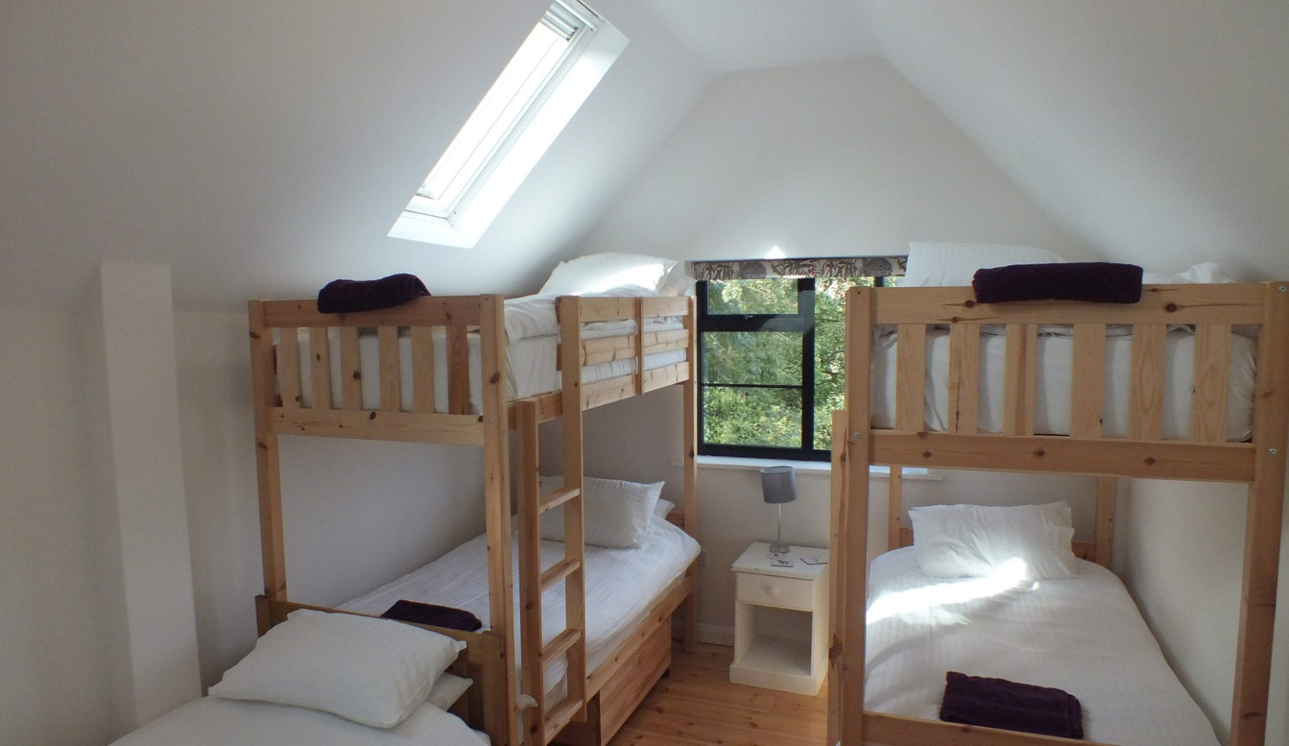 Exmoor Camping Barn Accommodation