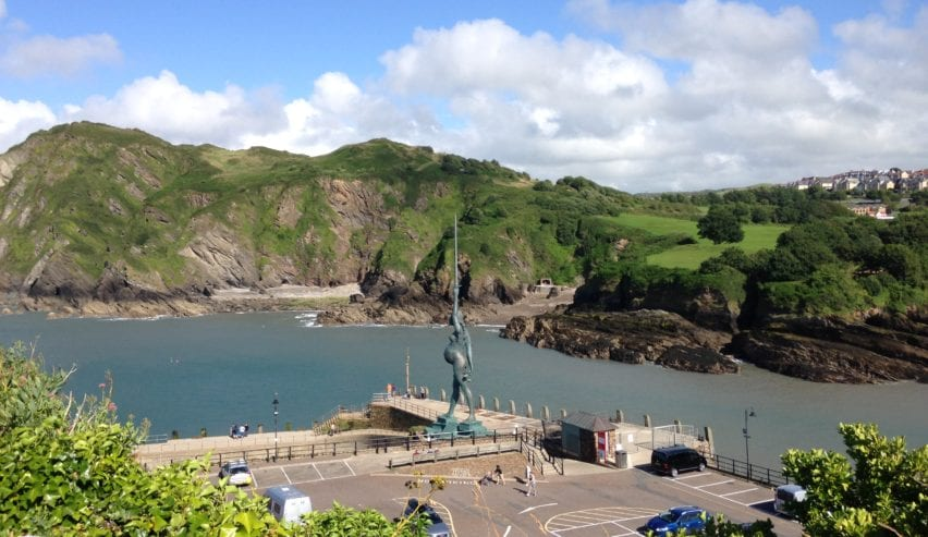View of Ilfracombe