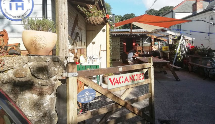 late availability at edens yard hostel