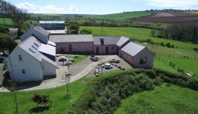 Preseli Venture Eco Lodge Accommodation