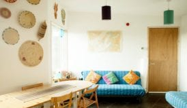 Lismore bunkhouse lounge ideal for new year celebration