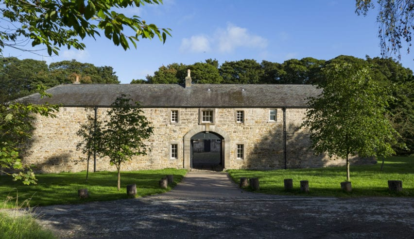 Gibside Stables bunkhouse