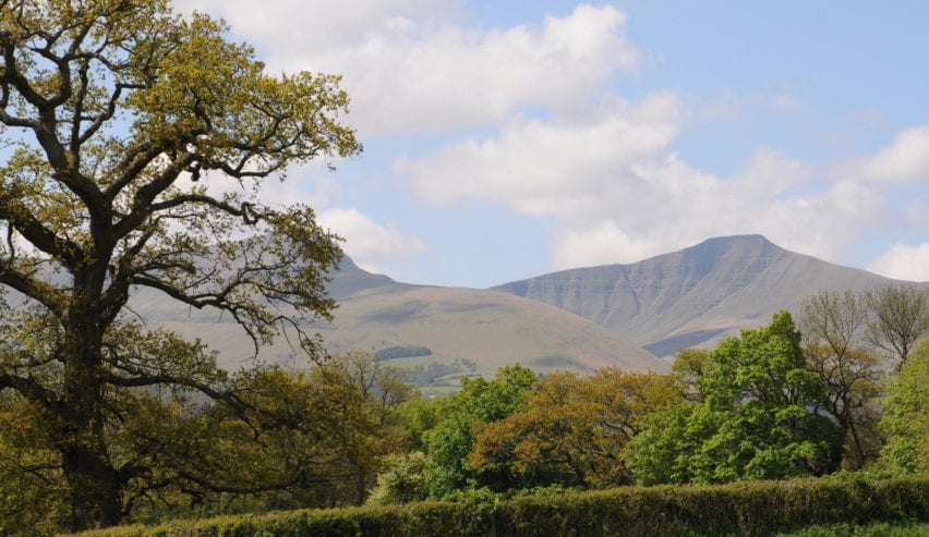 brecon beacons by cantref farm bunkhouses