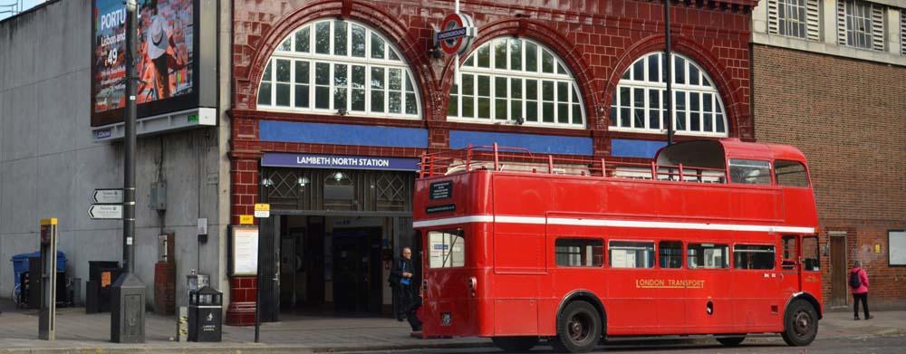 Hostel in central London