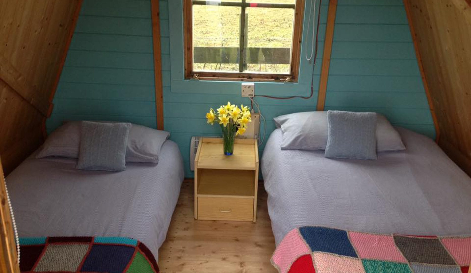glamping at ayres rock on isle of sanday