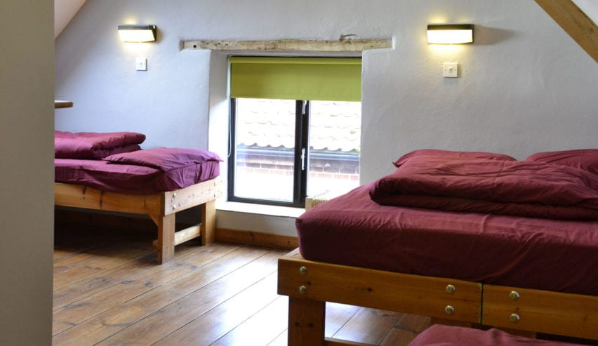 beds at deepdale