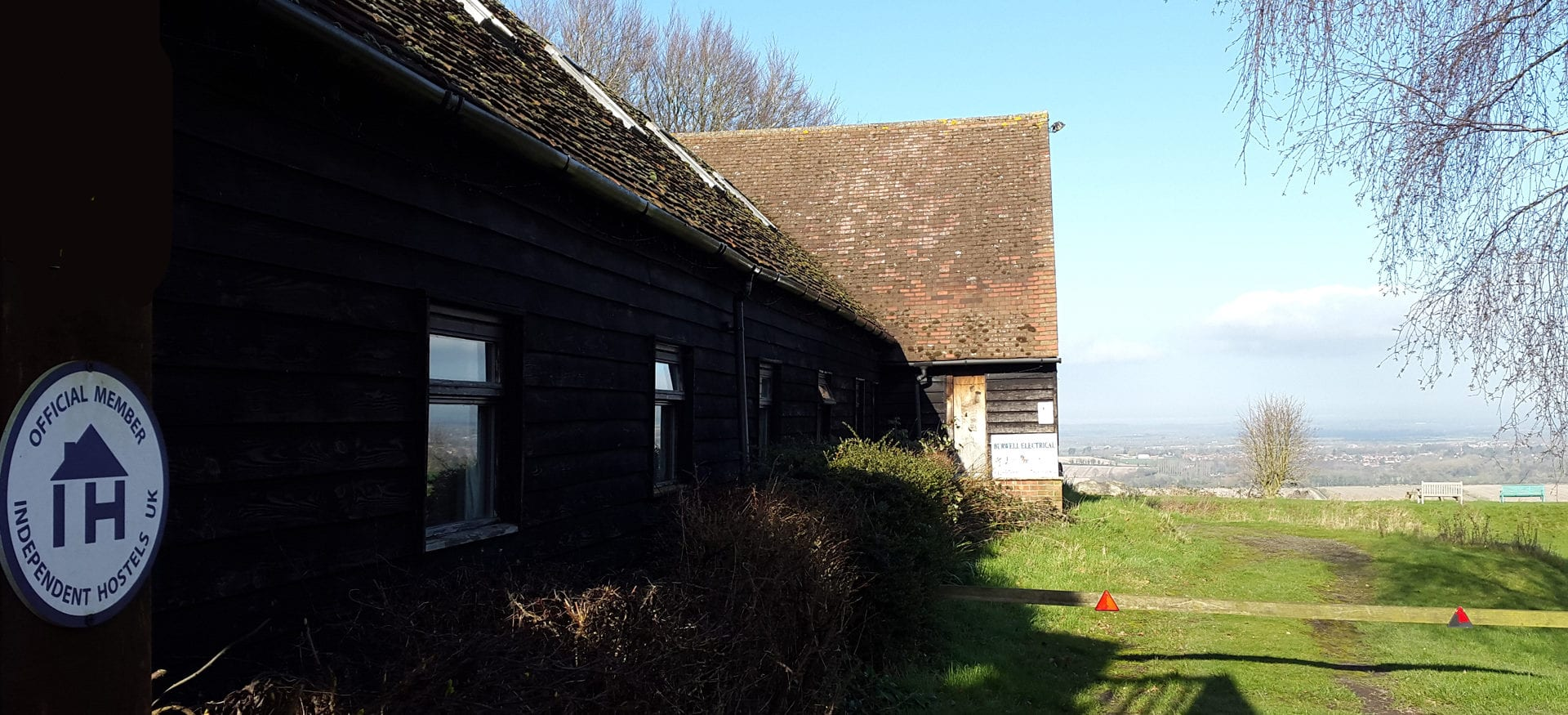 Courthill Centre on the Ridgeway Eco School accommodation