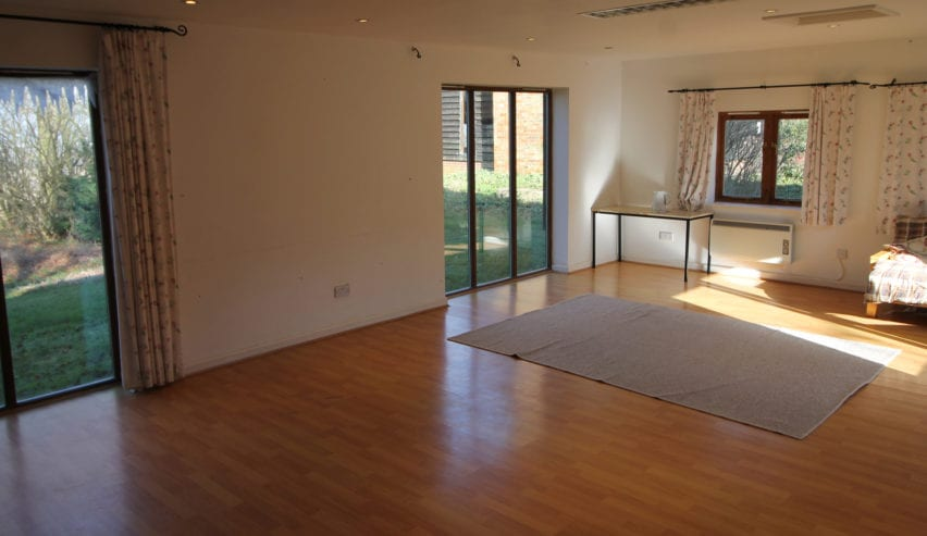 yoga space at courthill centre