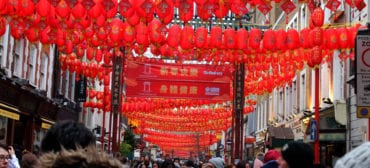 year of the rat celebrations in London