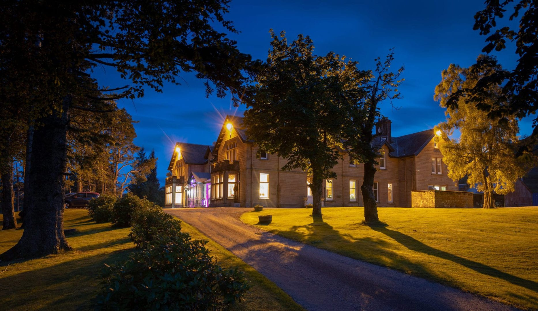 Ledgowan Lodge Hotel & Bunkhouse Ross-shire