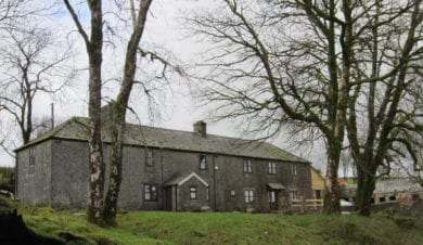 Bachelors Hall Hostel. Dartmoor