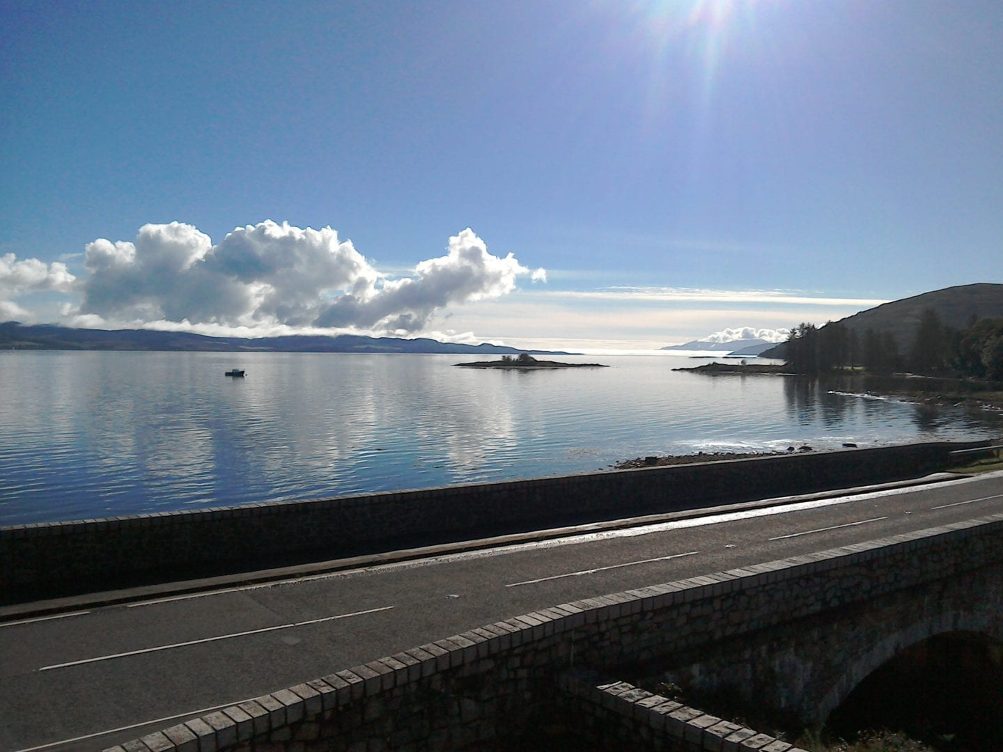View from Argyll