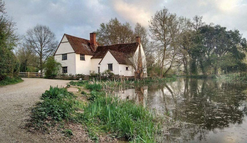 Flatford Mill FSC. Willy Lots House