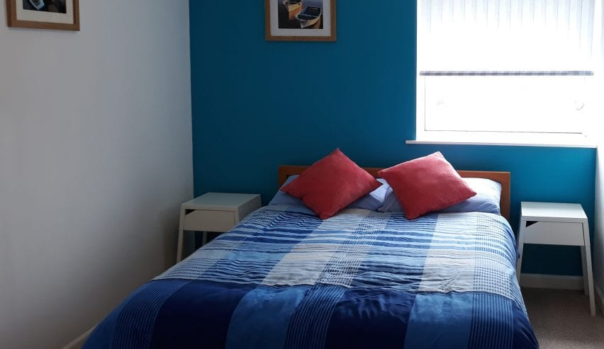 private room at Blue Room Hostel Newquay