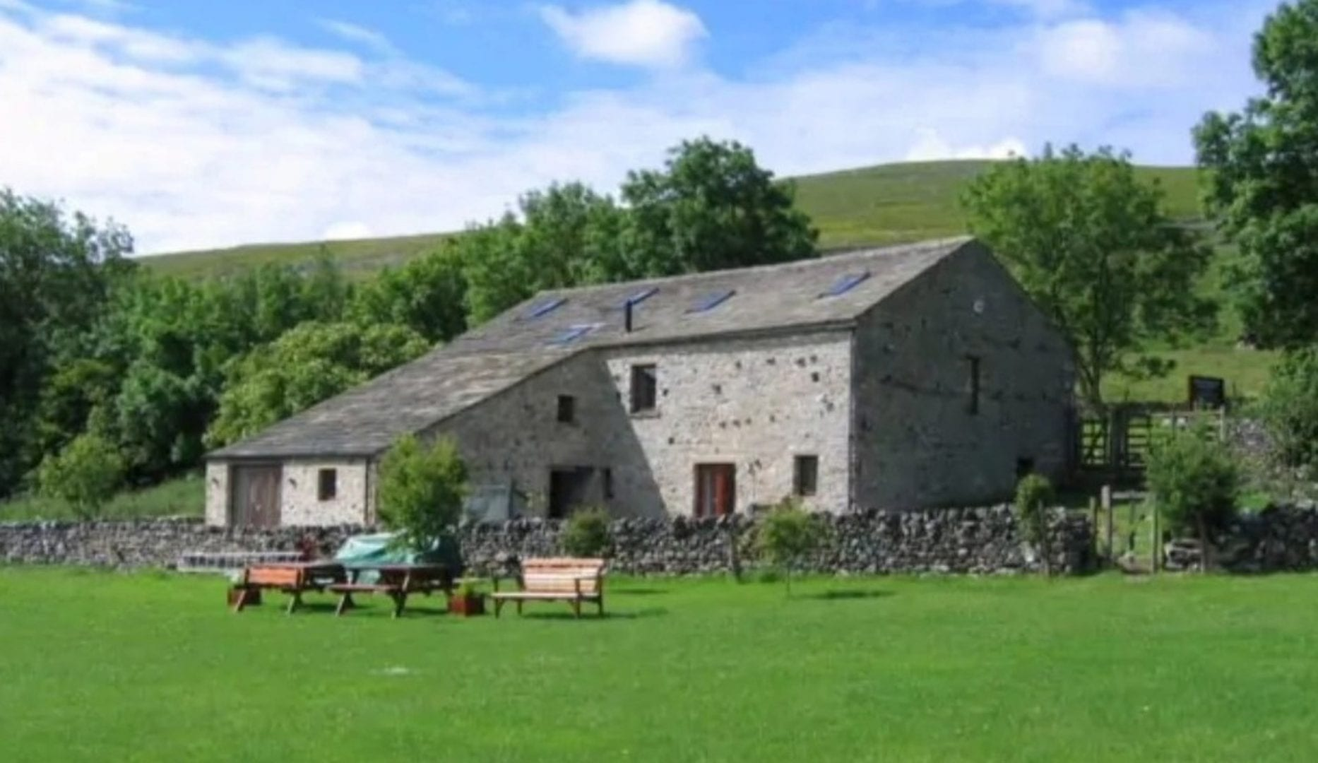 Wharfedale Lodge, Yorkshire Dales