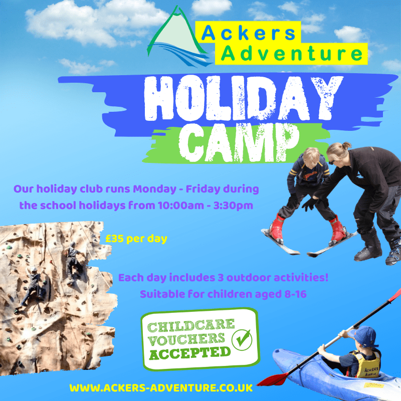 Ackers Adventure holiday club
