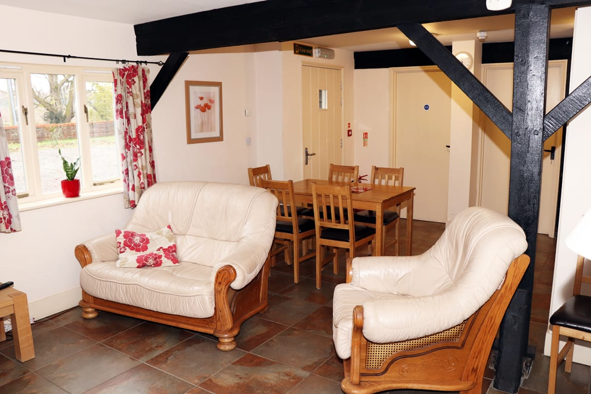self catering cottage at palace farm