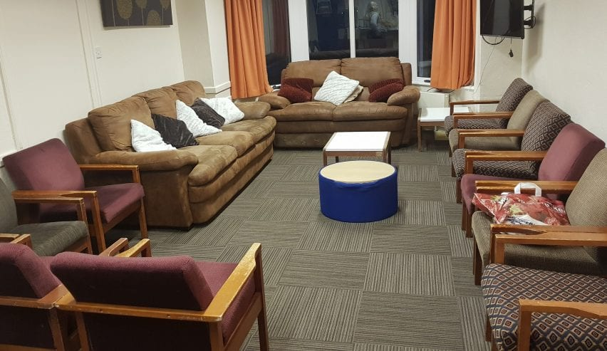 lounge at the Woodlands Centre