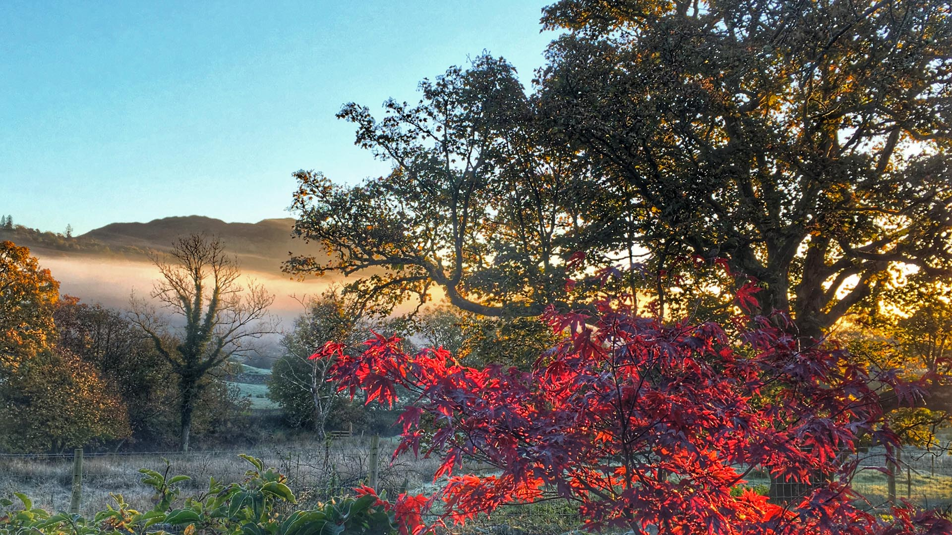Autumn Staycation at Elterwater Hostel in the Lake District