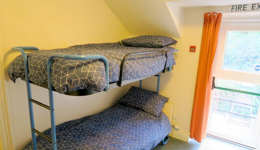 bunks at the Woodlands Centre