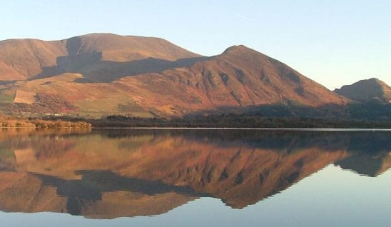 Autumn Staycation in the Lake District at Skiddaw House