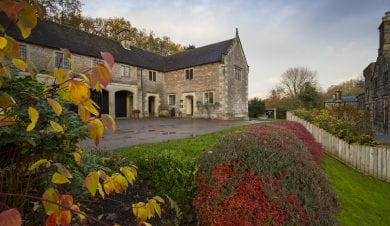 Autumn staycations in the peak district