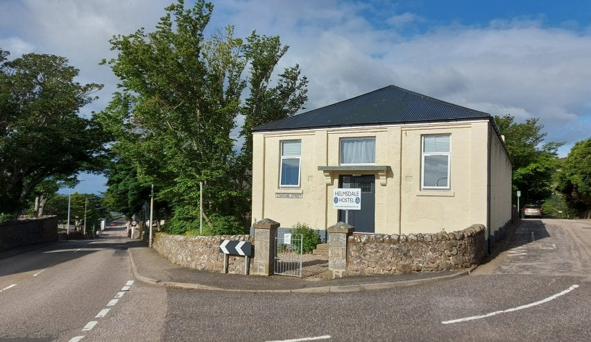 Helmsdale Hostel on the North Coast 500