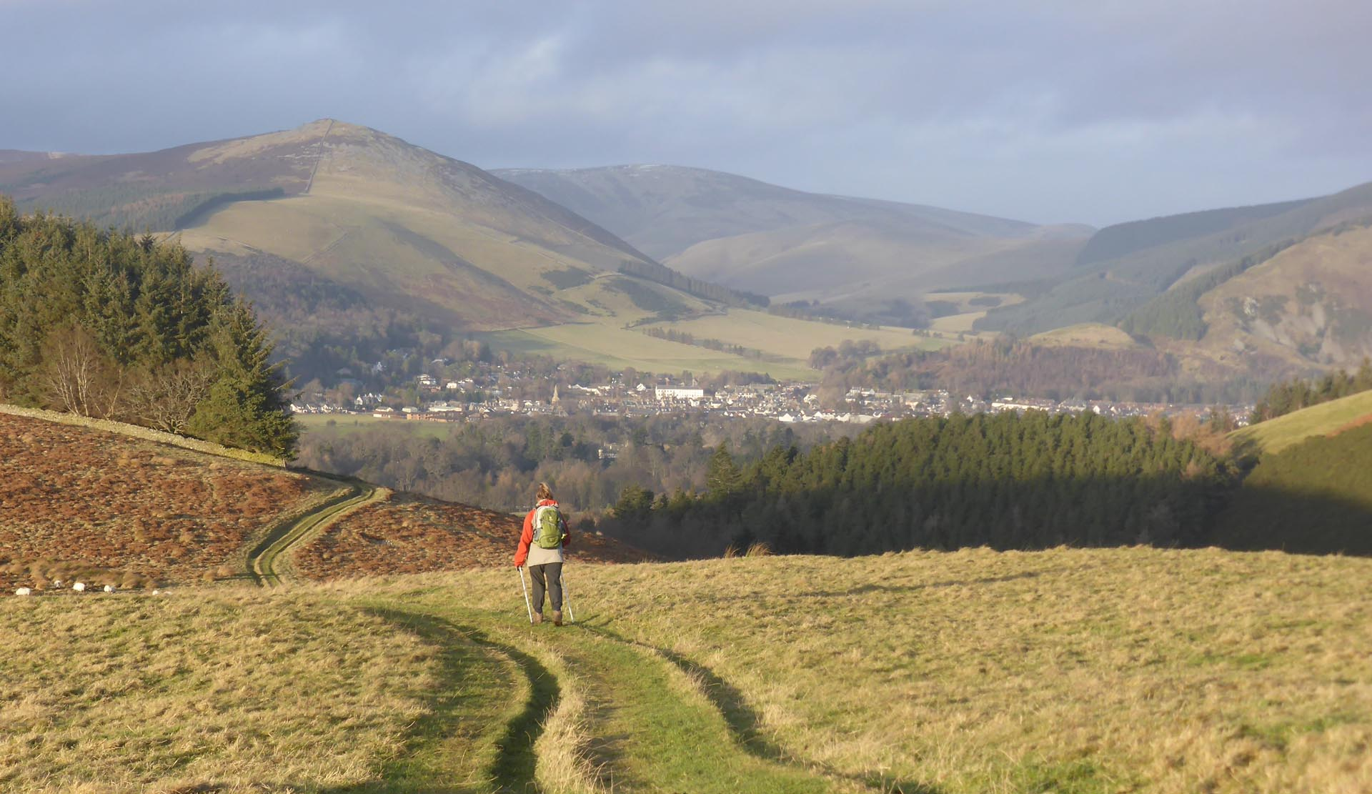 Winter Breaks in South Scotland : Staycations in the Scottish Borders, Dumfries and Galloway, Glasgow and Edinburgh