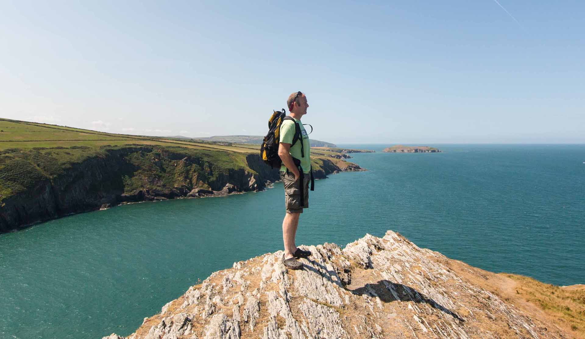 Autumn Breaks in South Wales : Staycations in Pembrokeshire, Brecon Beacons and Mid Wales