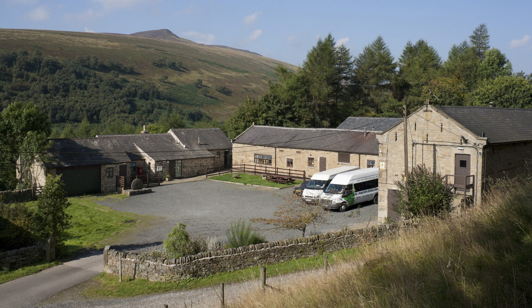 Outdoor Education Centre in the Peak District