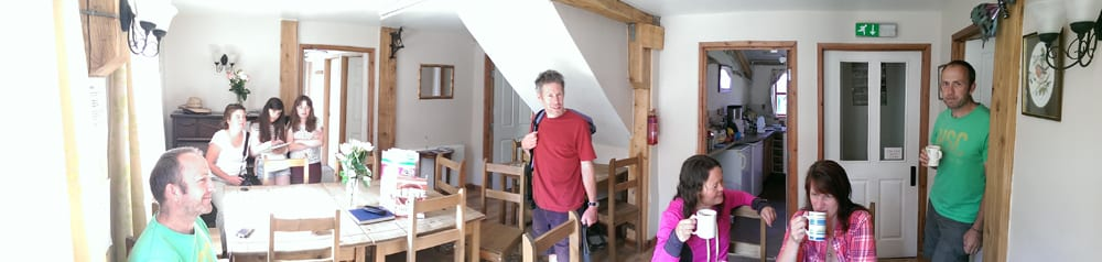 Group Bookings at Mid wales Bunkhouse