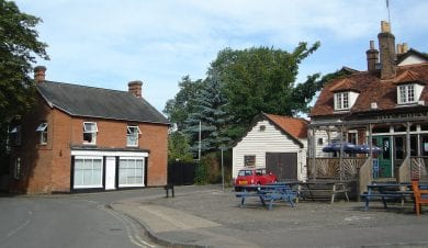 East of England pub