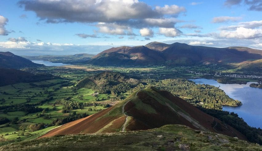 Gorgeous views from Cat Bells