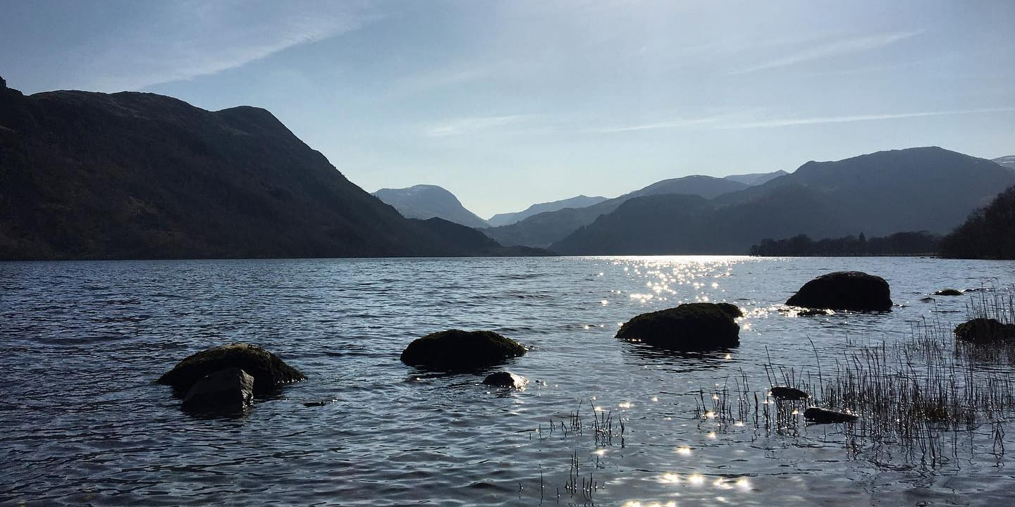 Ullswater awaits you on your mini break in the Lake District