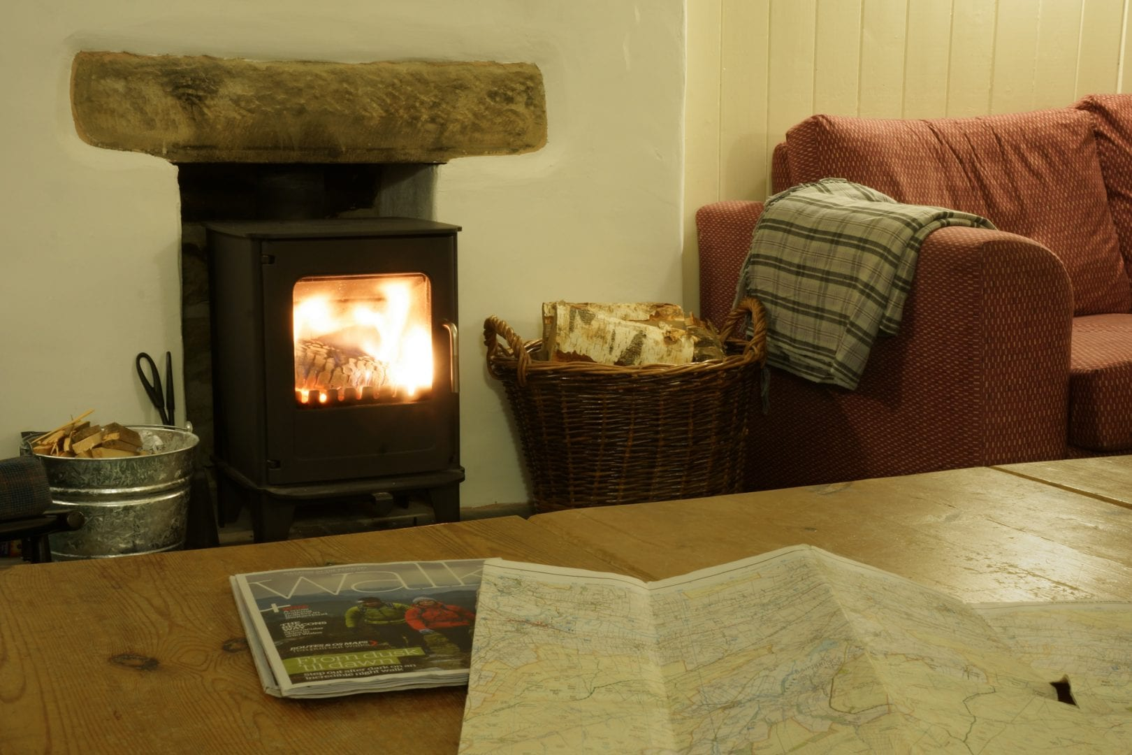 By the fire at kettlewell